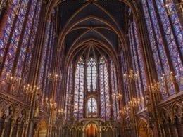 La Sainte-Chapelle de Paris, une œuvre architecturale exceptionnelle