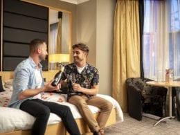 Lobbies : le prochain équipement haut de gamme de l'hôtel et les chambres d'hôtes?