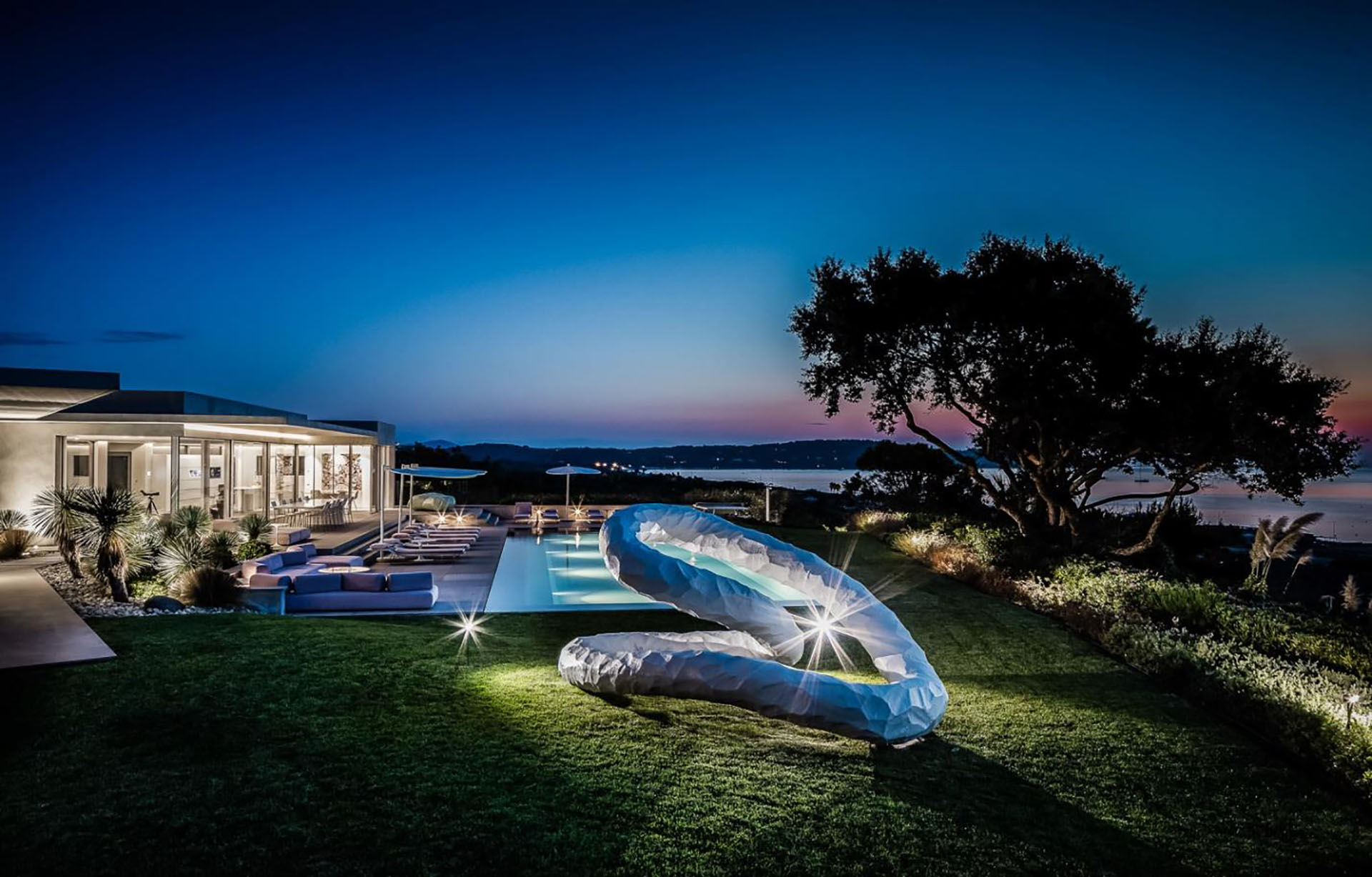 Villa 55 Saint-Tropez