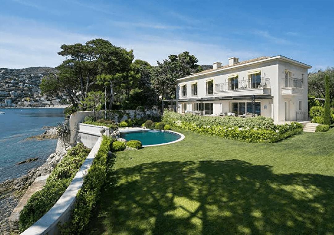 Villa Beau Site Villefranche-sur-Mer