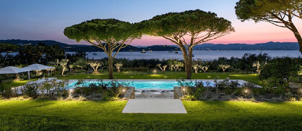 Villa Canebier Bay Saint-Tropez
