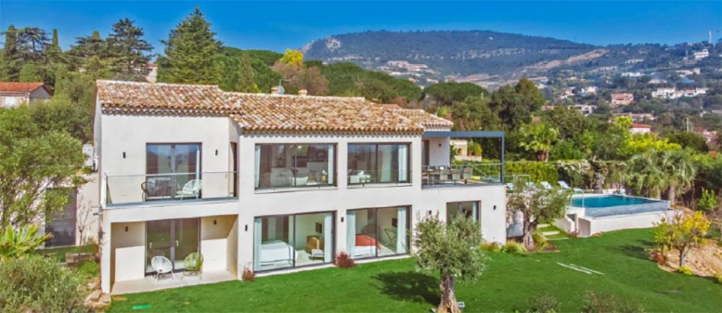 Villa Golfe Panorama Saint-Tropez / Beauvallon