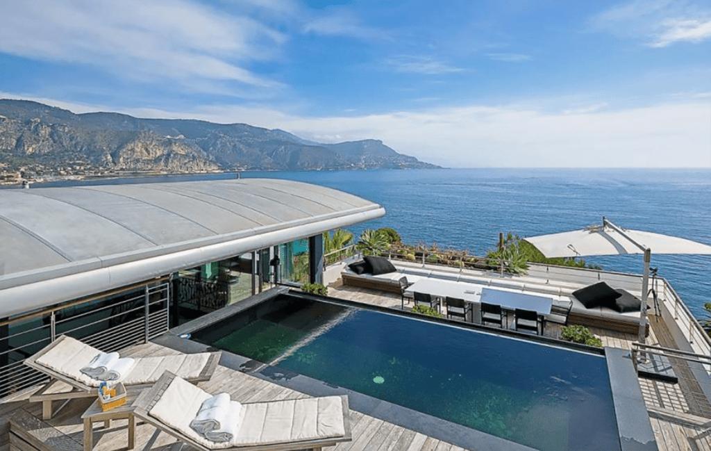 Villa O Saint-Jean-Cap-Ferrat