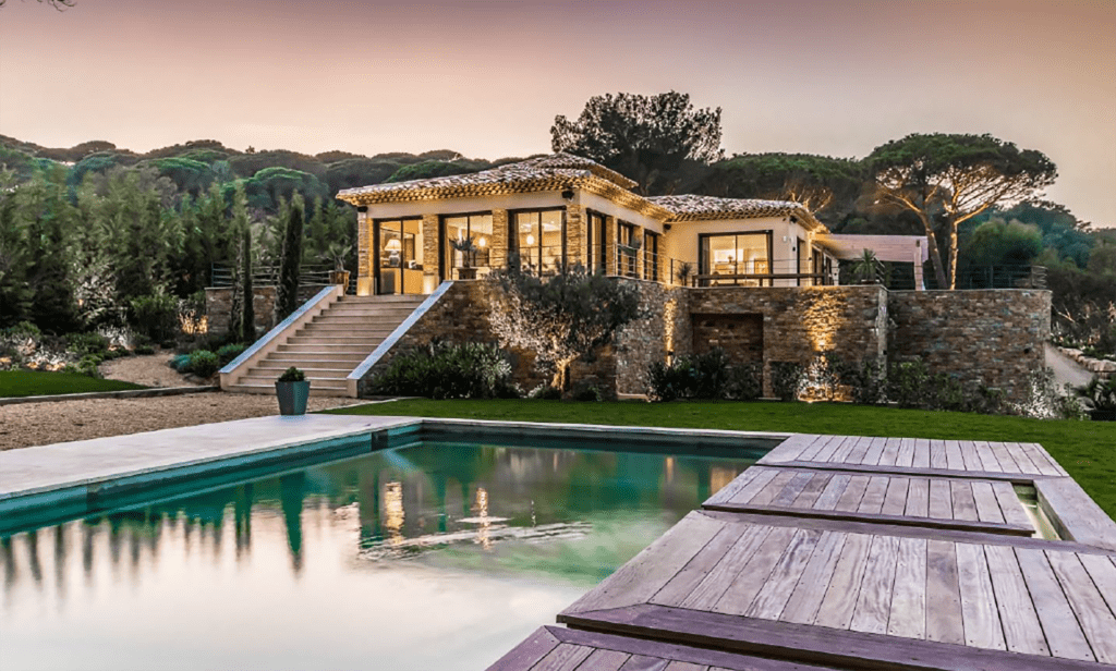 Villa Victoria Saint-Tropez