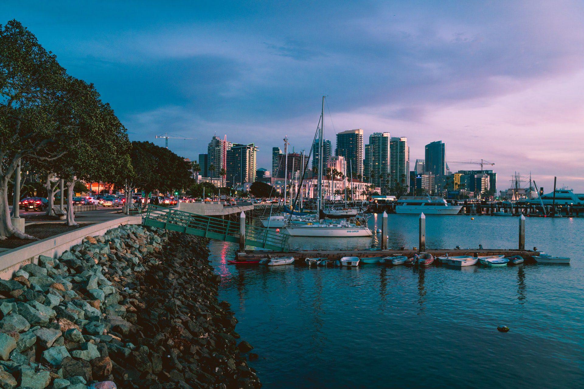 Centre-ville de San Diego