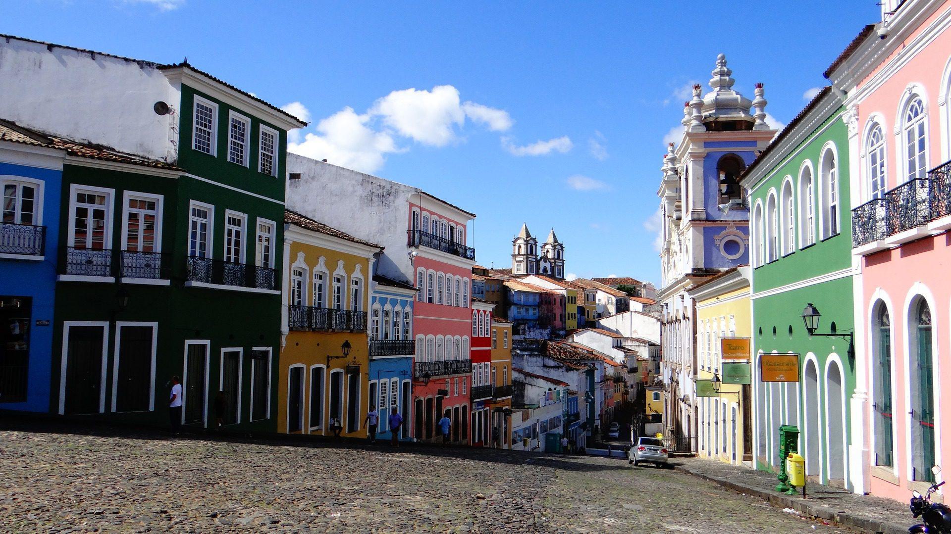 Gay Salvador de Bahia
