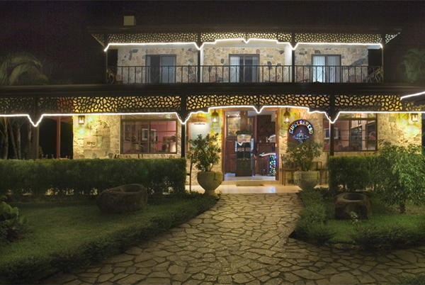 Gingerbread Restaurant & Boutique Hotel