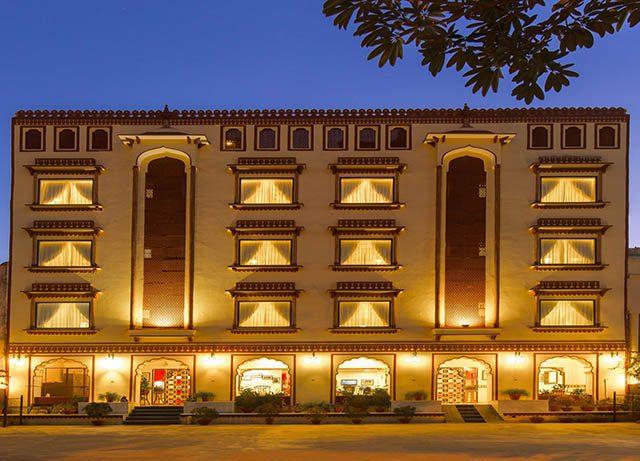 Hôtel gay à Jaipur en Inde