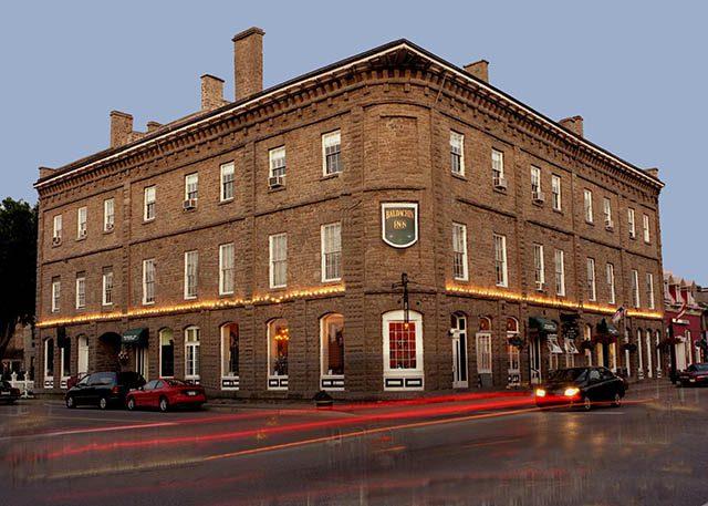 Hôtel gay à Ottawa