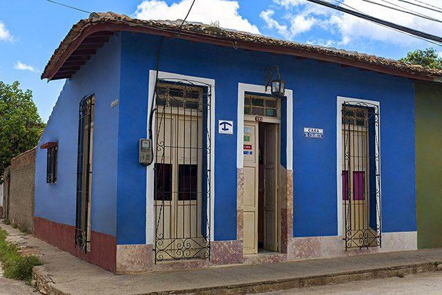Hôtel gay à Trinidad Cuba