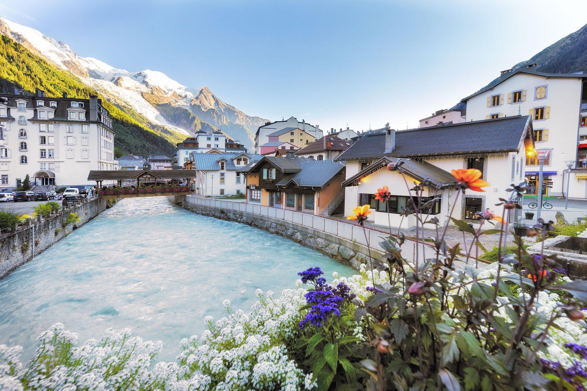 Tourisme à Chamonix