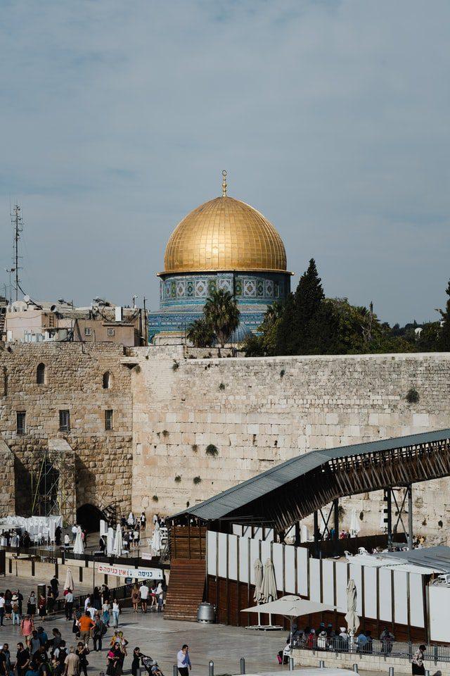 Visite gay de Jérusalem