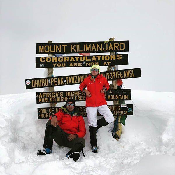 Voyage gay à Kilimandjaro
