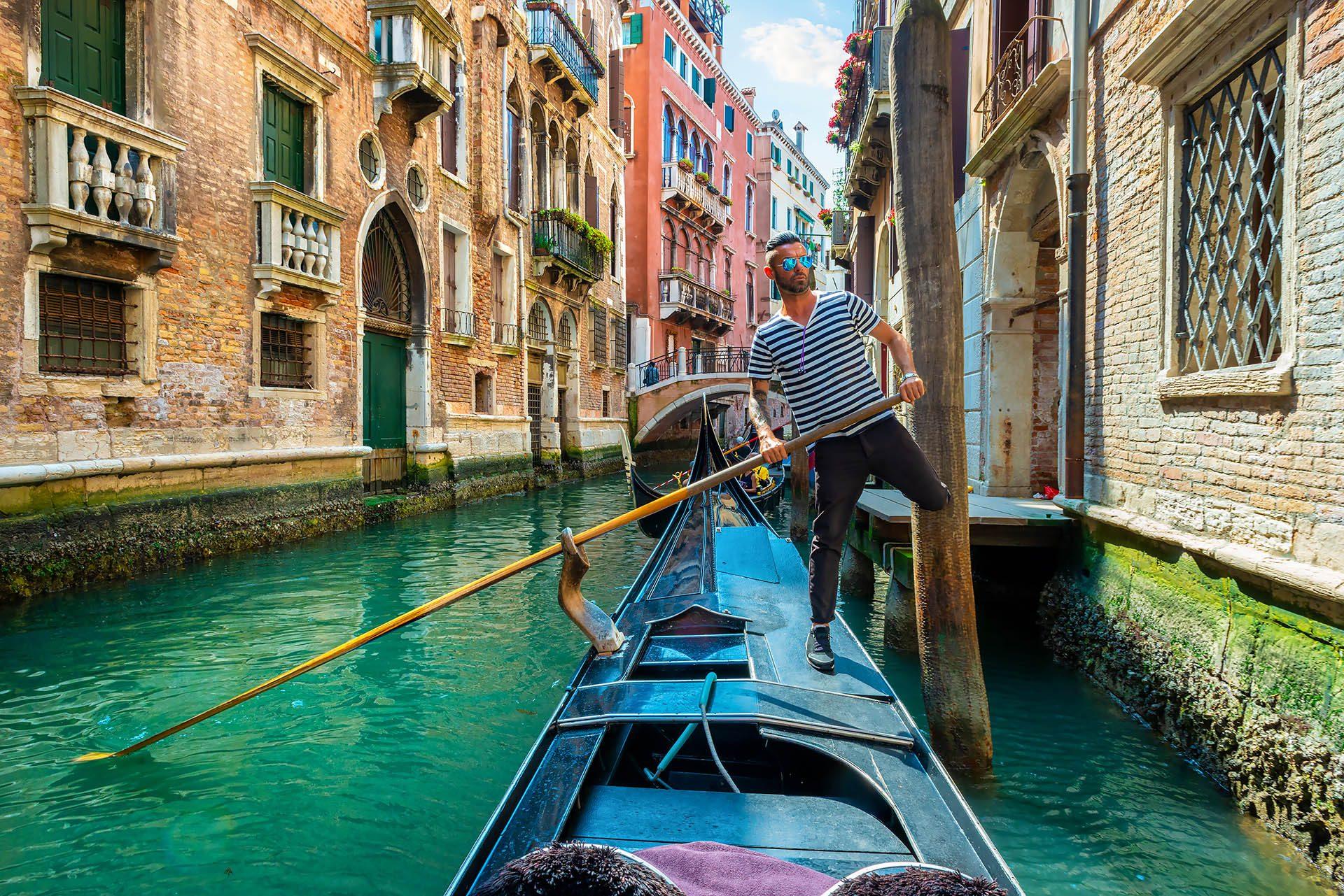 Visiter pour la première fois l'Italie
