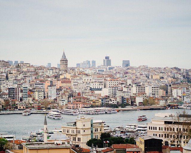 Agence de voyage gay à Istanbul