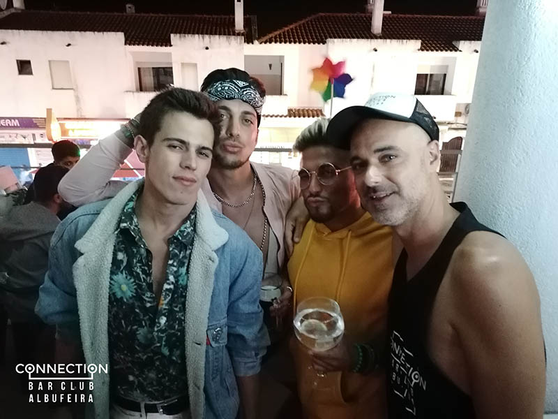 Bar gay à Albufeira