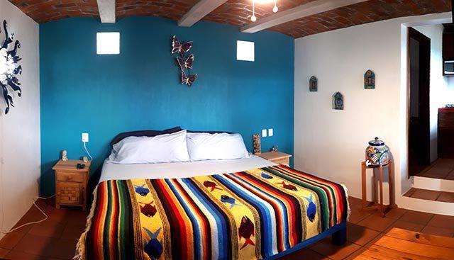Chambre d'hôtes gay à Guadalajara