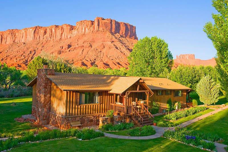 Chambre d'hôtes gay à Moab près du Mont Waas