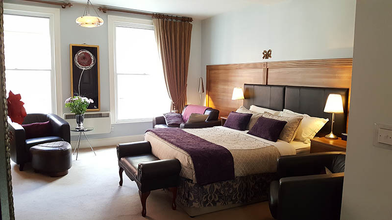 Chambre d'hôtes gay friendly à Dublin