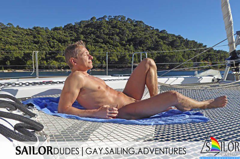 Croisière gay naturiste à Mykonos