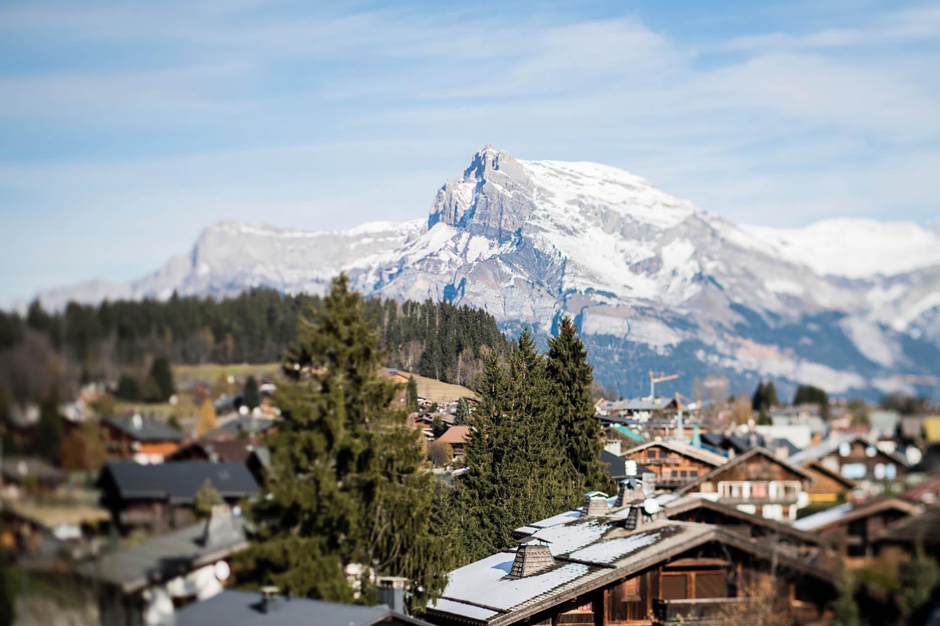 Megève : destination parfaite pour le ski et les vacances d'hiver