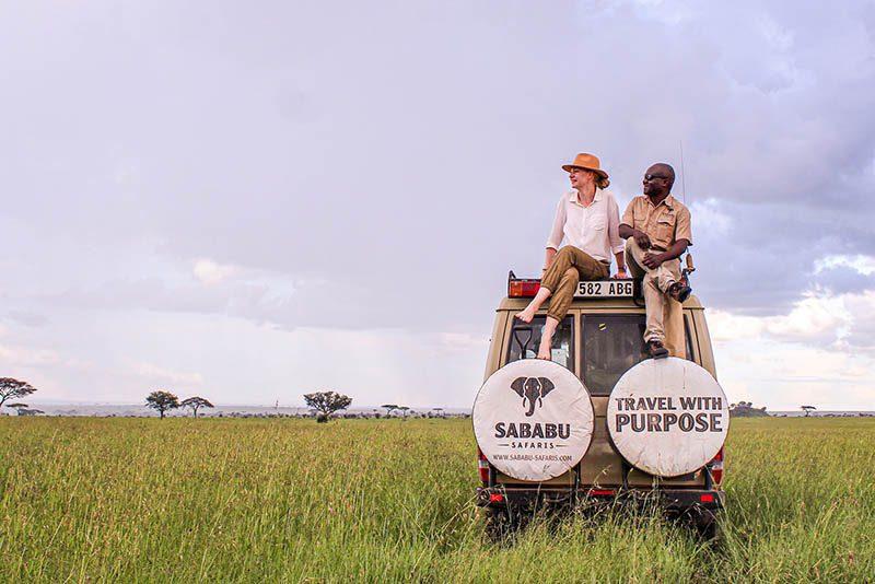 Safari gay en Tanzanie