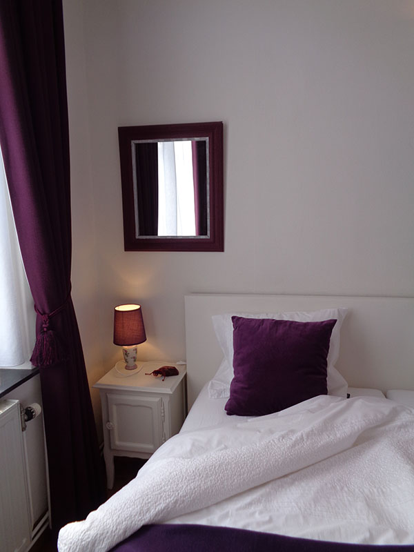 Chambre d'hôtes gay à Liège