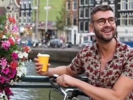 Dieu créa le monde et les Hollandais les Pays-bas : découverte d'Amsterdam