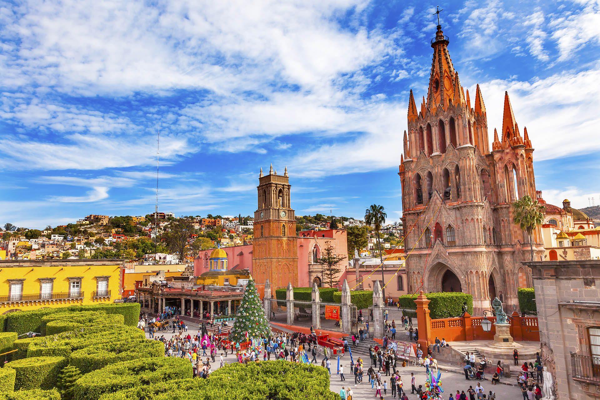 Guide gay de San Miguel de Allende
