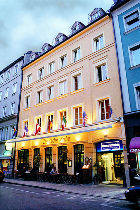 Hôtel gay à Munich