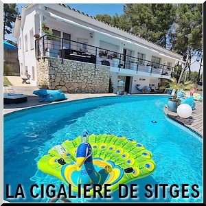 La Cigaliere de Sitges