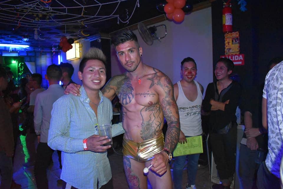 La scène gay de la Bolivie