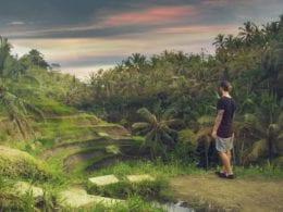Quelques jours dans un havre de paix au milieu des rizières à Ubud