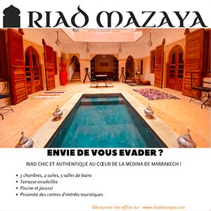 Riad Mazaya