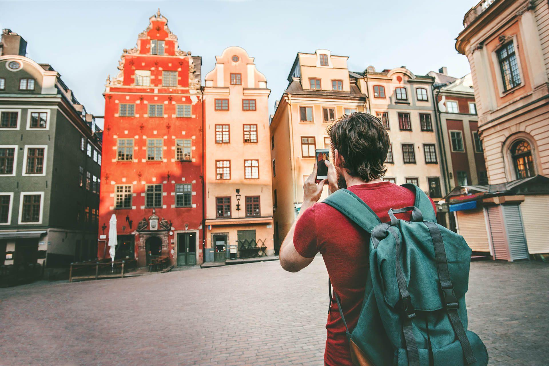 Stockholm accueille à bras ouvert les visiteurs gays