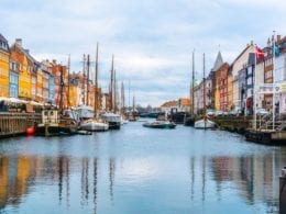 Un week end à Copenhague