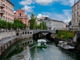 Un week-end romantique à Ljubljana