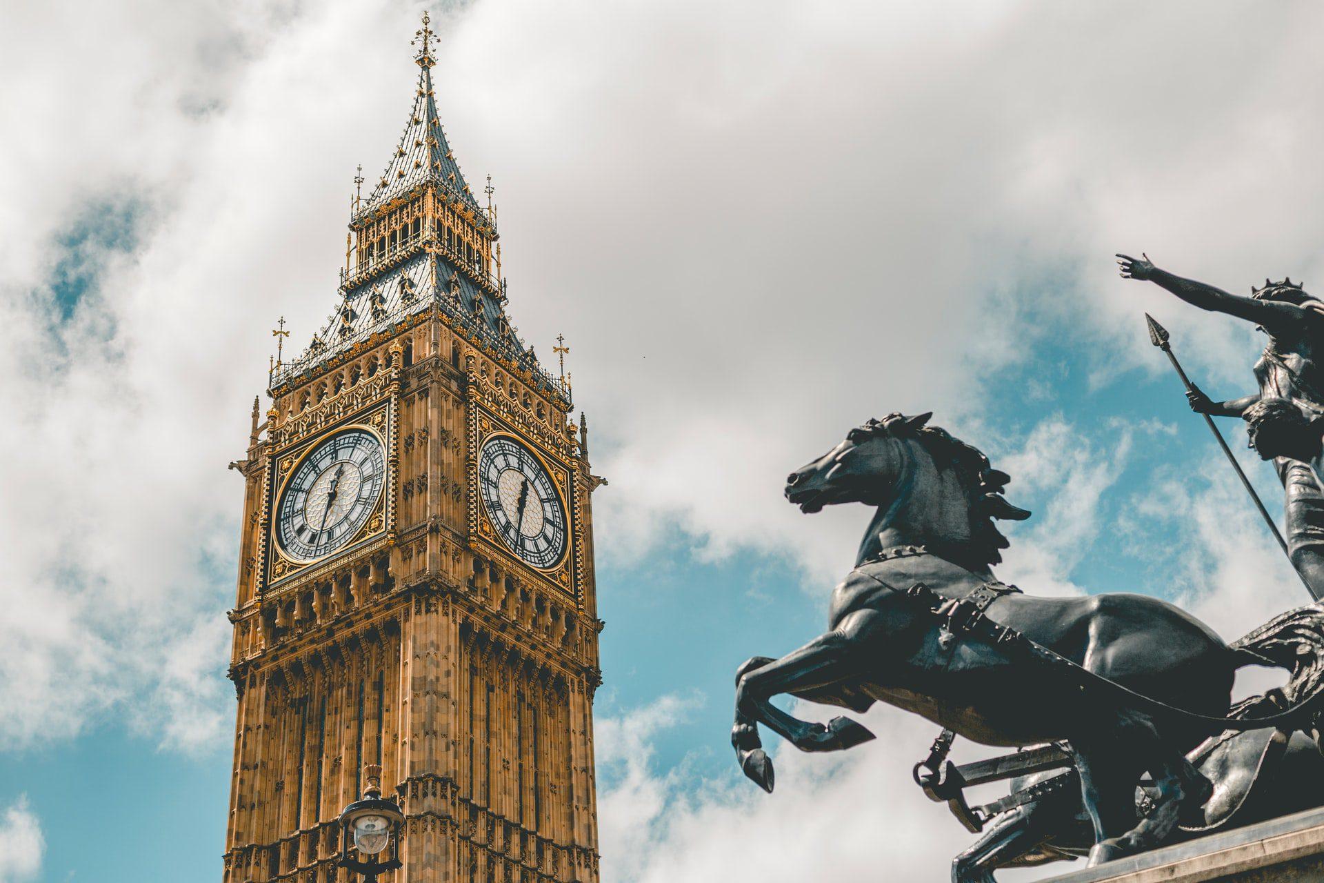 Une visite express de Londres
