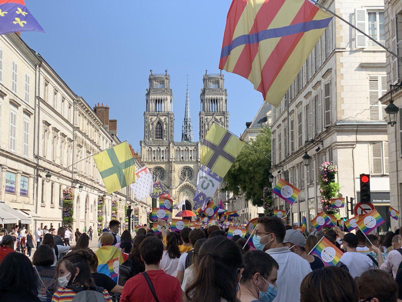 Gay Pride d'Orléans