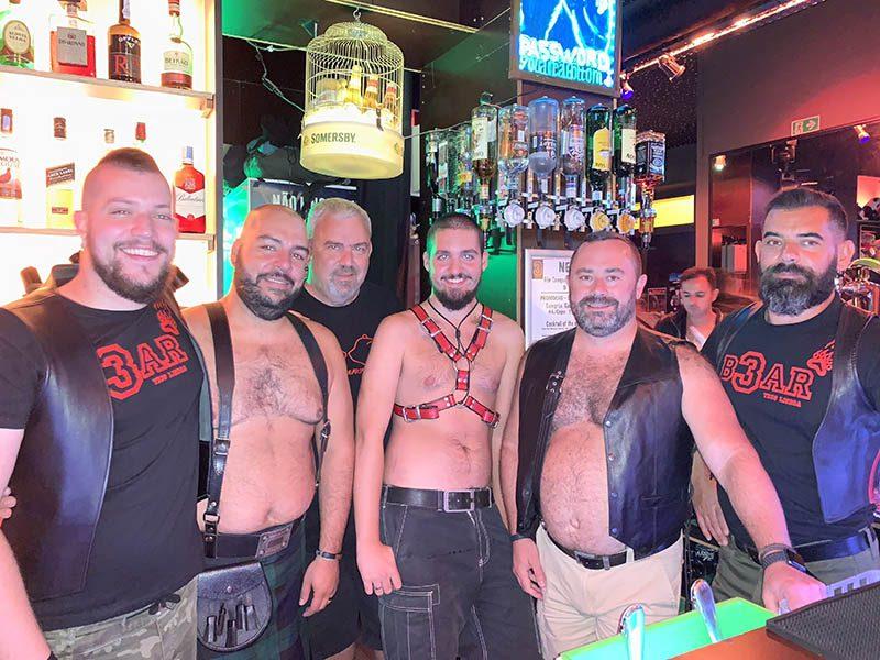 Bar gay à Lisbonne