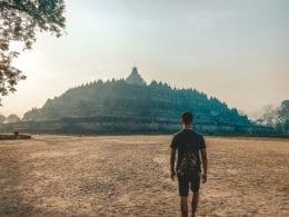 Borobudur : un endroit magique