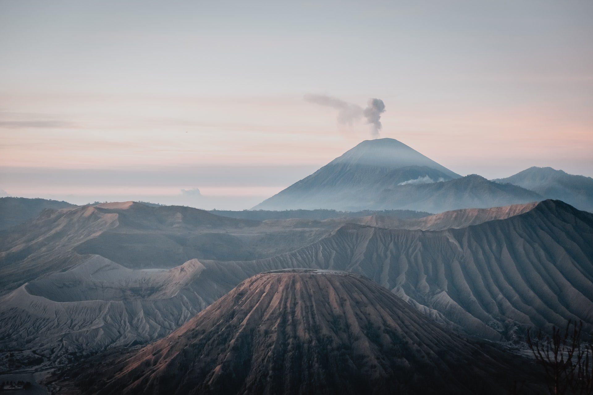 Déroulement du « tour » pour le Mont Bromo