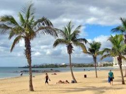Lanzarote loin des touristes