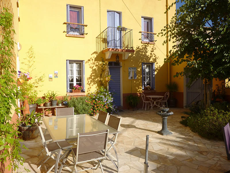 Maison d'hôtes gay friendly à Perpignan