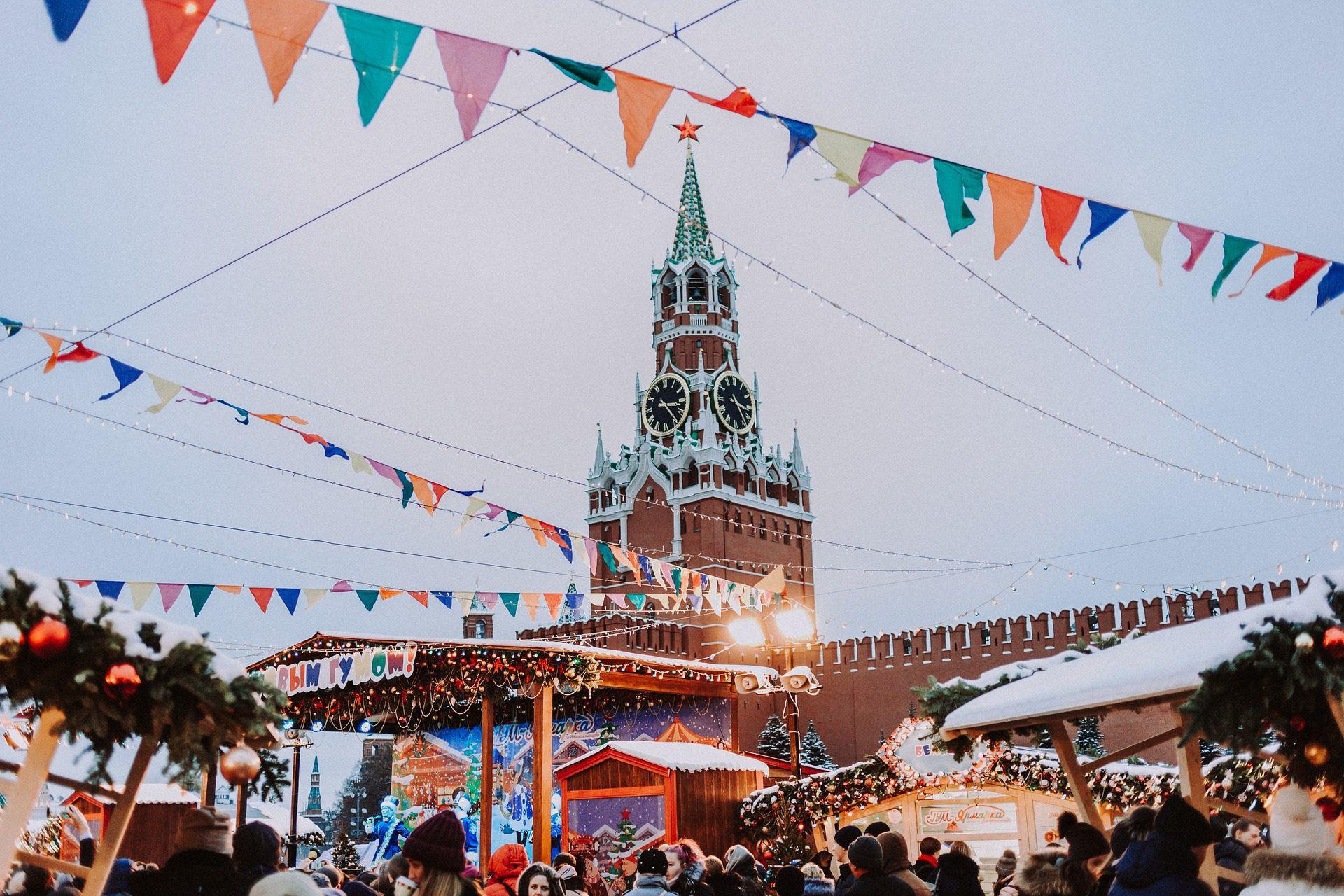Un voyage unique à faire à Moscou