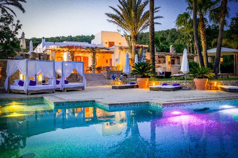 Chambre d'hôtes gay à Ibiza