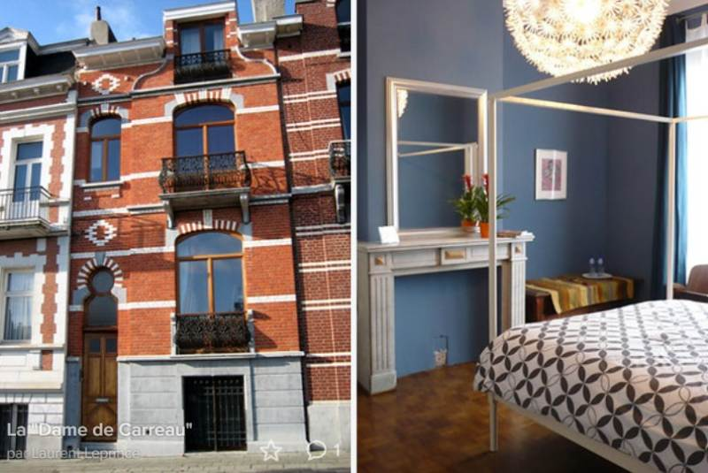 Chambre d'hôtes gay friendly à Bruxelles