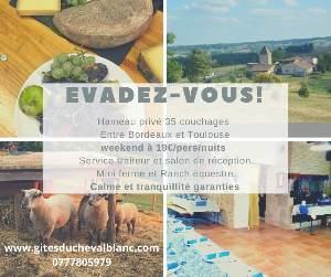 Gîtes et écurie du Cheval Blanc