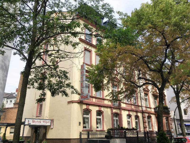 Hôtel gay à Francfort