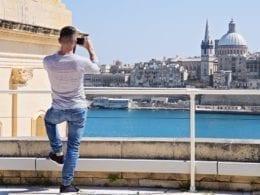 Pour une première visite de La Valette, capitale de Malte